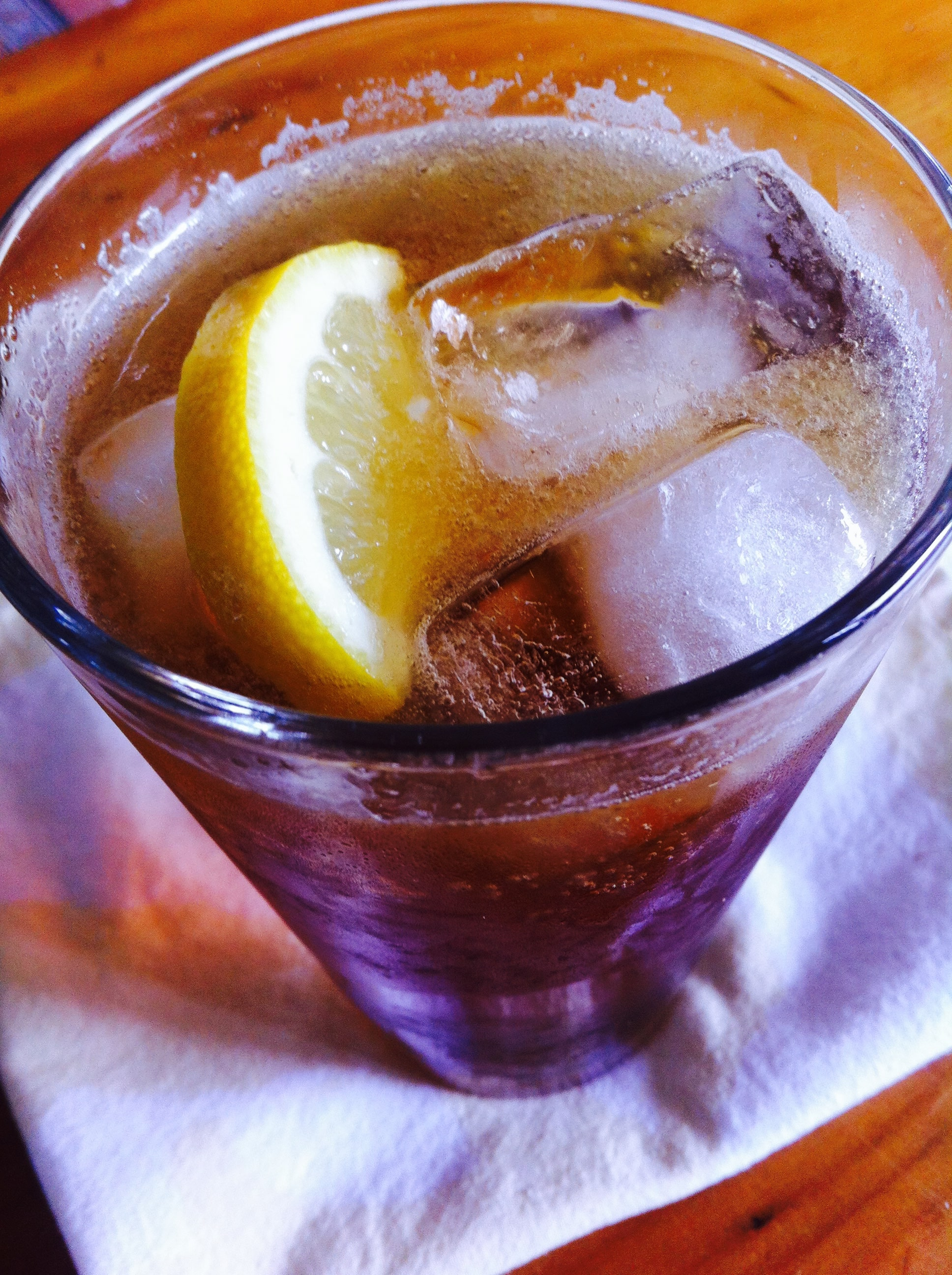 Virgin Long Island Iced Tea