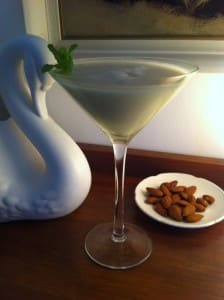 Coconut, Pineapple & Lime Mocktail