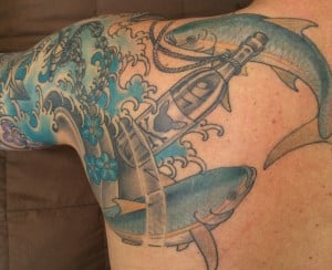 SS Chris Tattoo