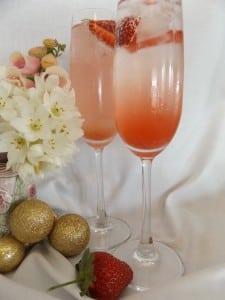 Rhubarb Sparkles