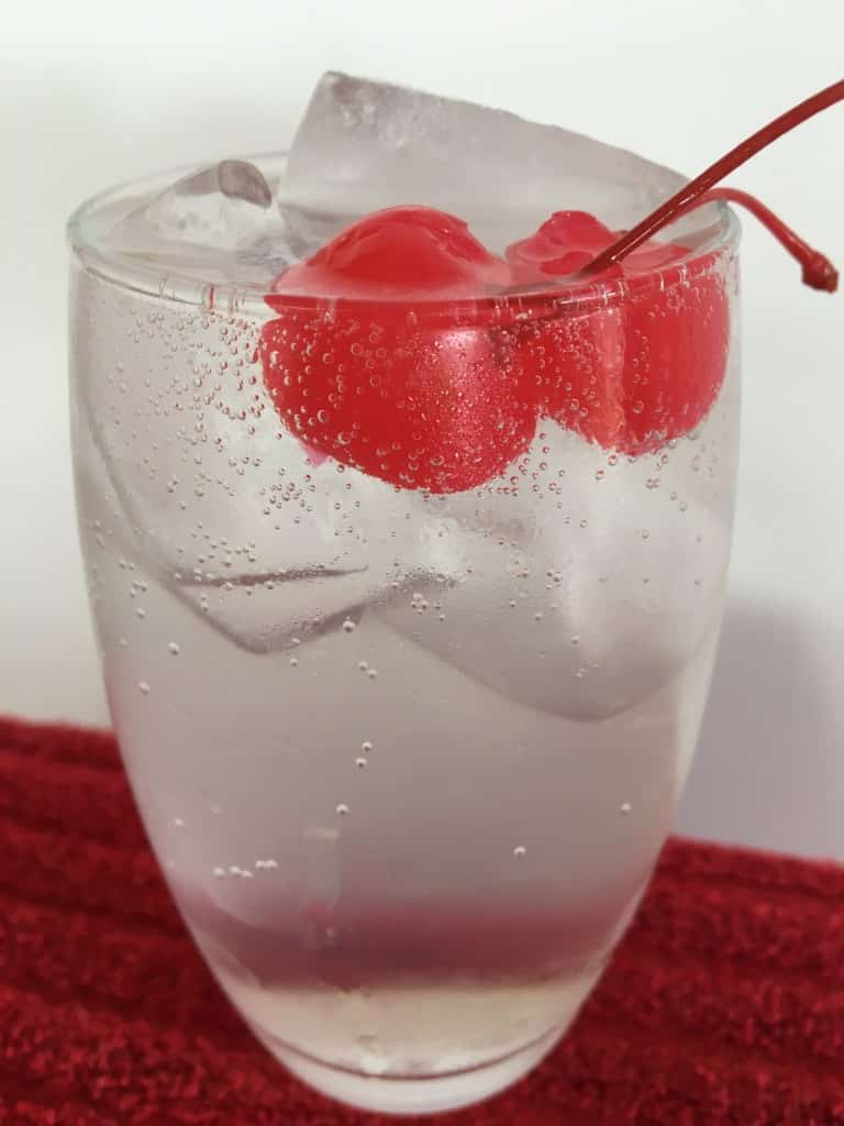 Cherry Mocktail