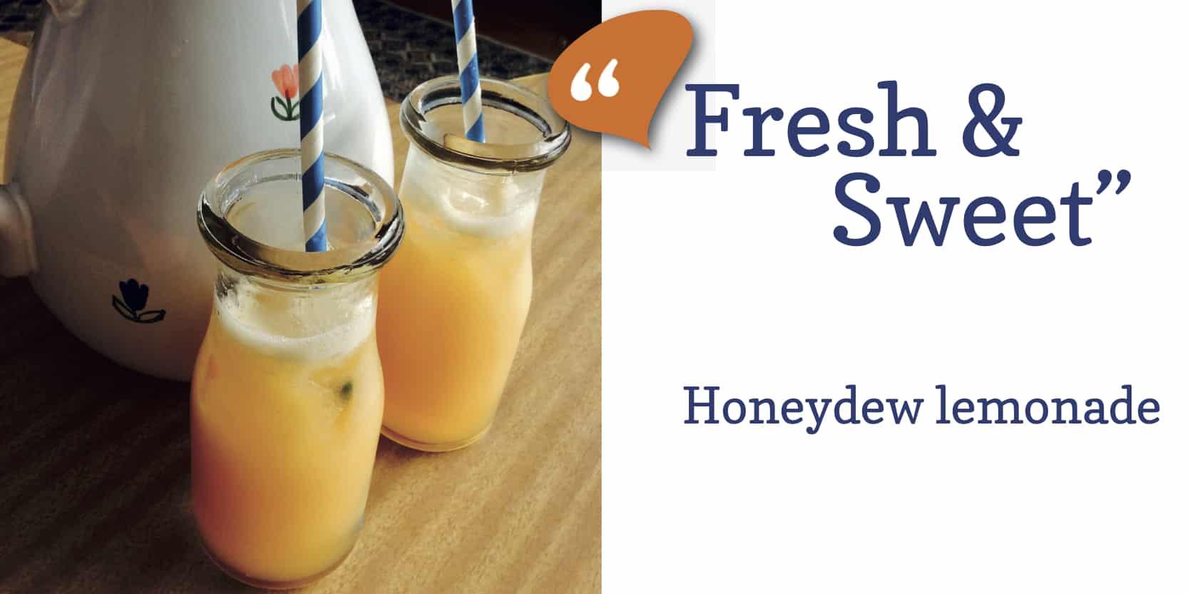 Honeydew Lemonade copy