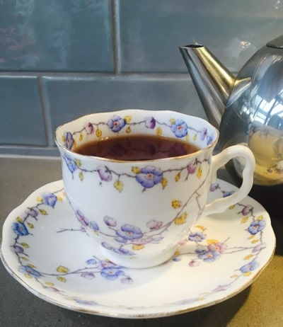 Orange Cardamom Tea