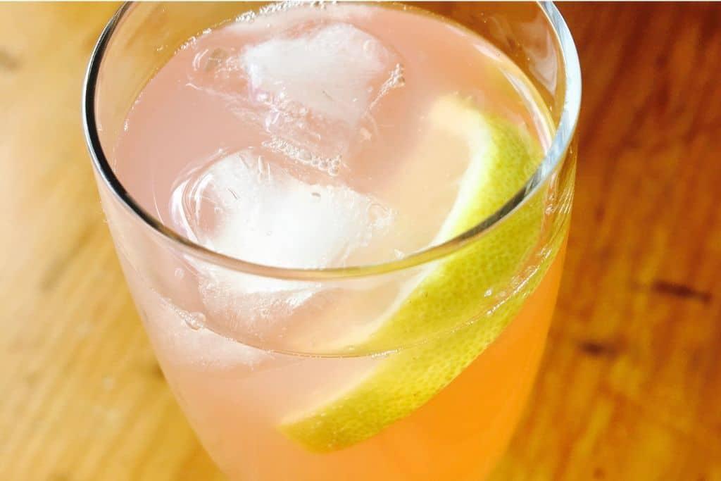 Rose Petal Lemonade