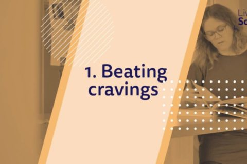 text 'beating cravings'